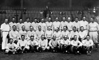 GREAT TEAMS PART 3: The 1927 New York Yankees Baseball Team