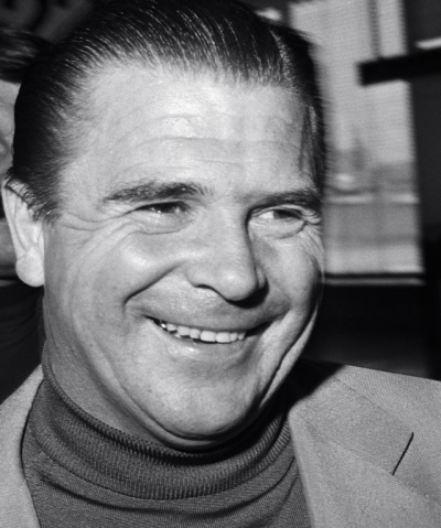 Legends of Football Number 2: Ferenc Puskas