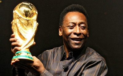 Legends of Football Number 3: Pele